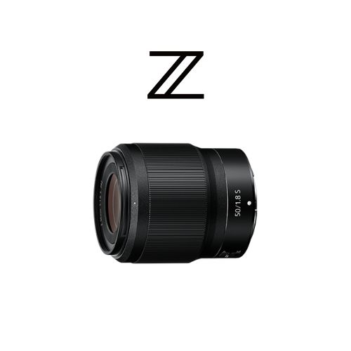 Nikon Z 50mm F1.8 S Lens Accord Equips