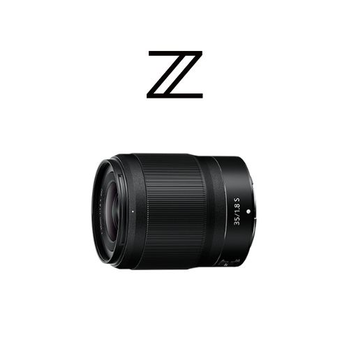 Nikon Z 35mm F1.8 S Lens Accord Equips
