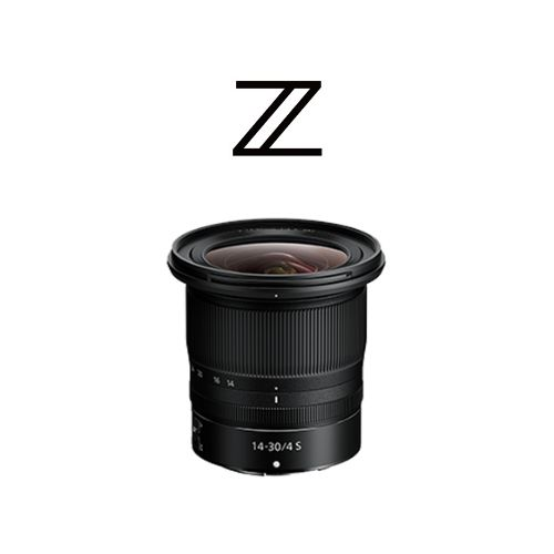 Nikon Z 14-30mm F4 S Lens Accord Equips