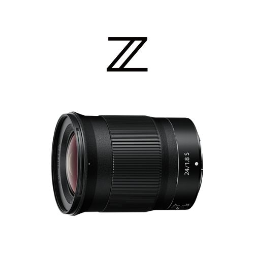 Nikon Z 24mm F1.8 S Lens Accord Equips
