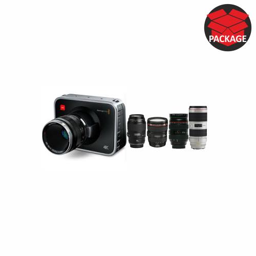 Blackmagic with Canon lenses