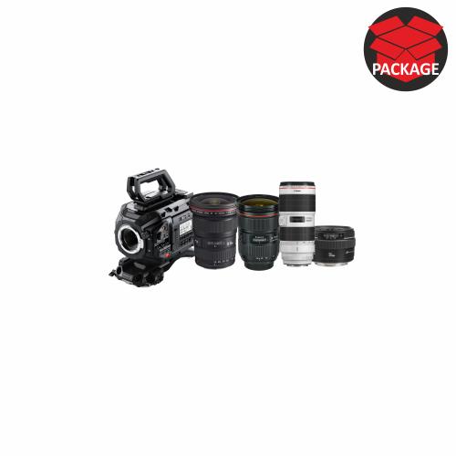 Blackmagic Ursa Mini Pro 4.6k G2 Raw