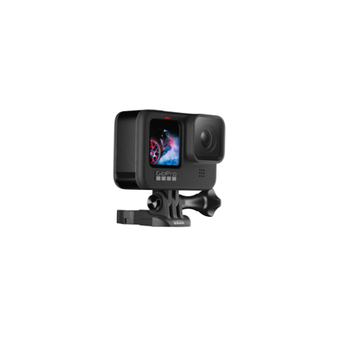 GoPro 9 Black rental at Accord Equips