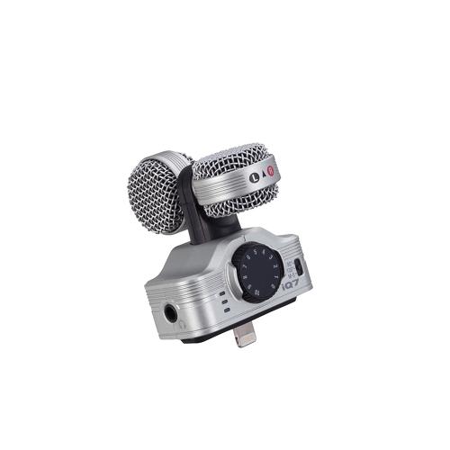 Zoom IQ7 mic rental at Accord Equips