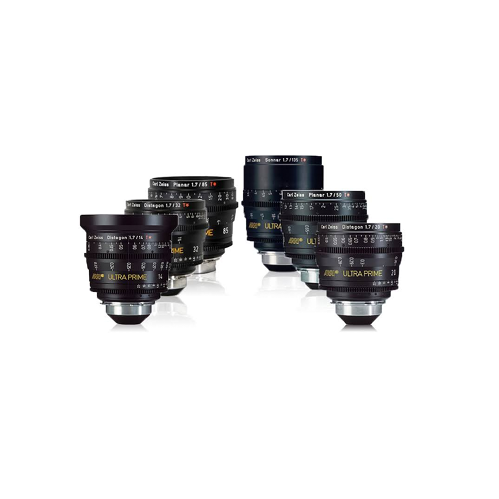 Zeiss Ultra Prime Lenses at Accord Equips